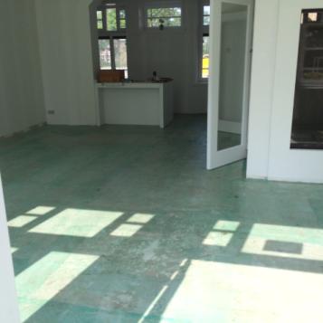 4 Project PVC en laminaatvloer Noordwijkerhout